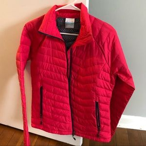 😍 Columbia Thermal Coil cold weather jacket